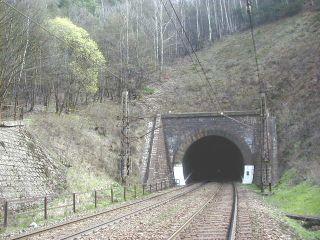 A Bujanovský-alagút Óruzsin és Főnixhuta között